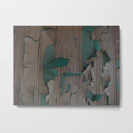 paint peel 2 Metal Print