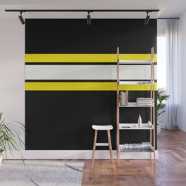 Team Colors 2..yellow Wall Mural