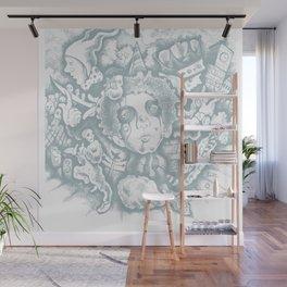 Le Jongleur Wall Mural