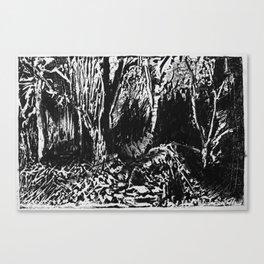 Tribune I Canvas Print