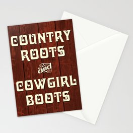 COUNTRY ROOTS... Stationery Cards