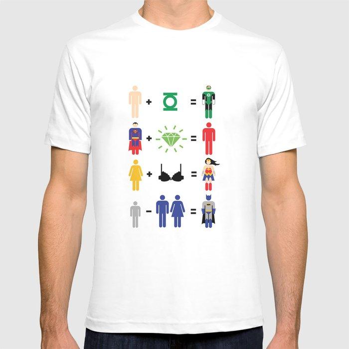 JLA Math T-shirt