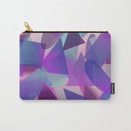 Abstract cube II Carry-All Pouch