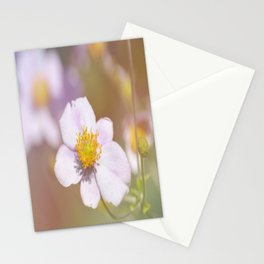 Anemone in the Garden Stationery Cards