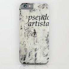 PSEUDOARTISTA Slim Case iPhone 6s