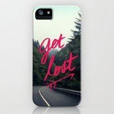Get Lost iPhone SE Slim Case