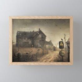 Fallout II Framed Mini Art Print