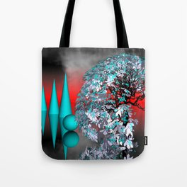 another landscape in nowhereland -1- Tote Bag
