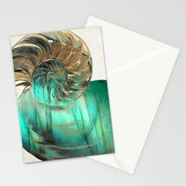 Sea Gem Stationery Cards