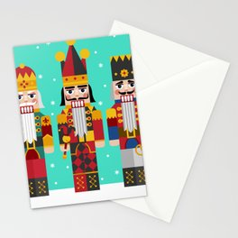 The Nutcrackers Stationery Cards