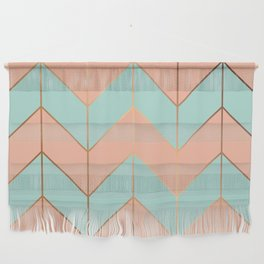 Marble Geometry 059 Wall Hanging