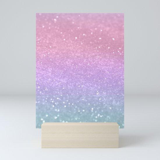 Unicorn Princess Glitter #1 (Photography) #pastel #decor #art #society6 by anitabellajantz