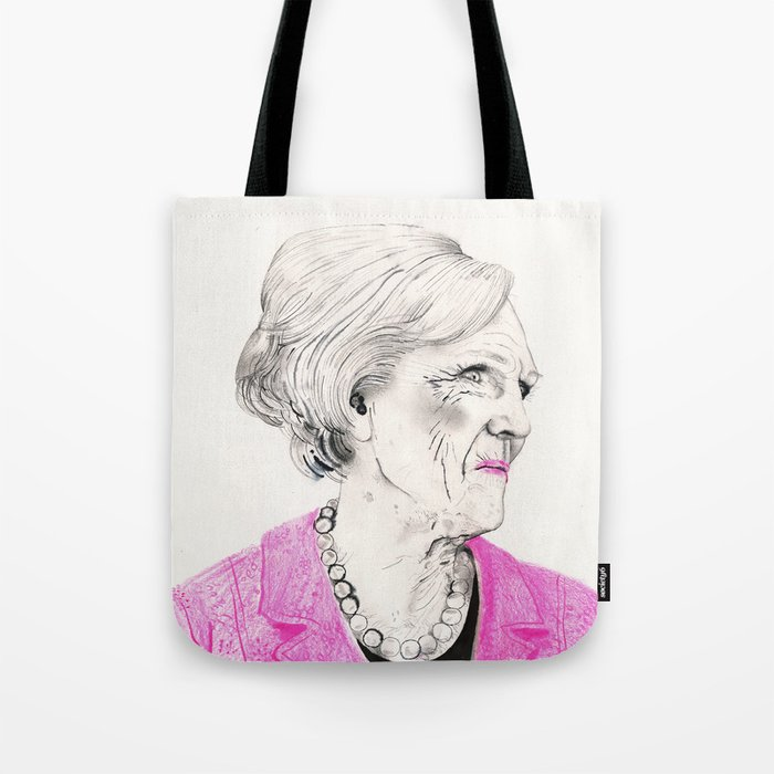 Mary Berry Tote Bag