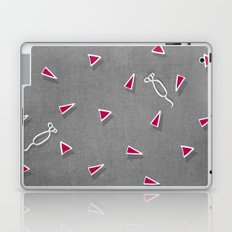 Concrete & Mice Laptop & iPad Skin