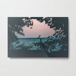 Hidden Paradise Metal Print