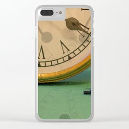 Big Time Busker Clear iPhone Case
