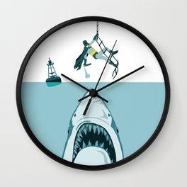 Batshark Wall Clock
