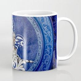 Beautiful snow tiger Coffee Mug