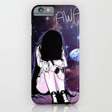 Gone away girl iPhone 6s Slim Case