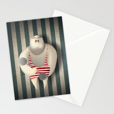 Mr Strong Stationery Cards