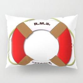 RMS Lifebelt Pillow Sham