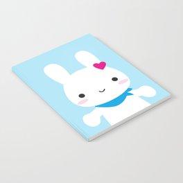 Super Cute Kawaii Bunny Notebook
