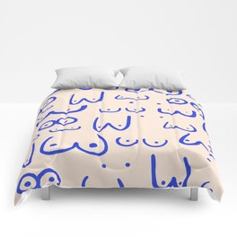 Boobies Comforters