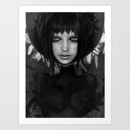 ANGEL Art Print