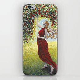 Blessing the Harvest (2016) iPhone Skin