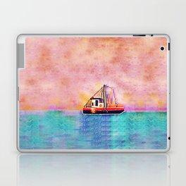 Salty Sundays on Sea Haul Joans' Laptop & iPad Skin