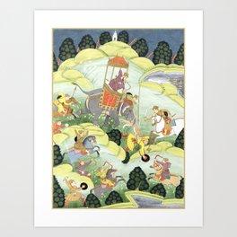 El Rey Art Print