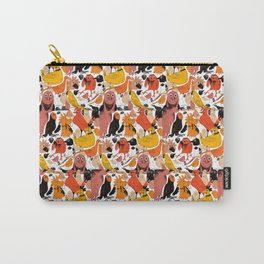 Animal sketch - birds Carry-All Pouch