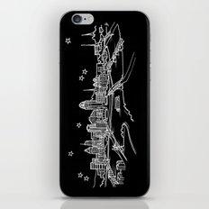 Cincinnati, Ohio City Skyline iPhone & iPod Skin