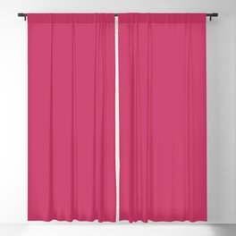 From The Crayon Box – Jazzberry Jam - Bright Pink Purple Solid Color Blackout Curtain