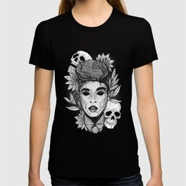 Sincerely, Jane: Suite II Grayscale Overture T-shirt