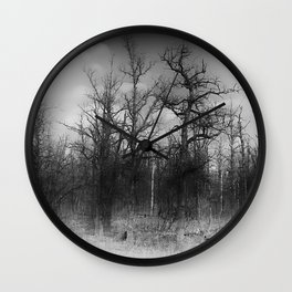 Nothing is Perfect Wall Clock