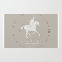 Eventing Rug