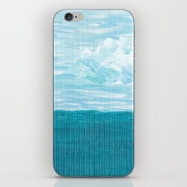 Chasing The Clouds Away iPhone Skin