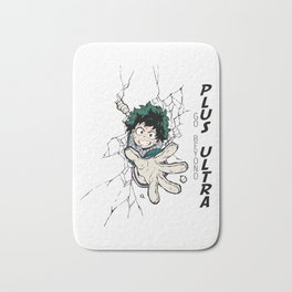 Go Beyond! Plus Ultra! Bath Mat