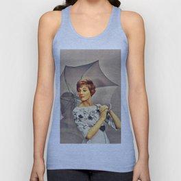 Julie Andrews, Movie Star Unisex Tank Top