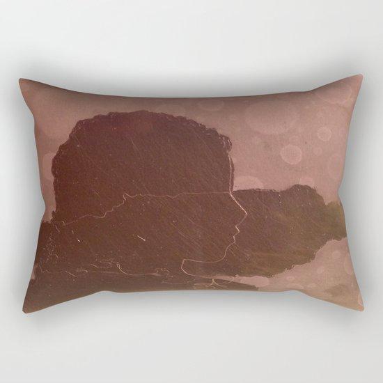 Jamaican Girl Rectangular Pillow