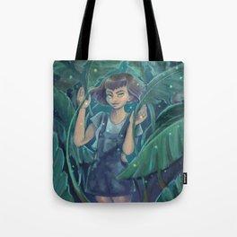 Jungle Lights Tote Bag