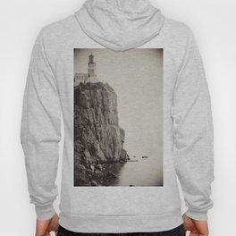 Split Rock Lighthouse in Duluth *Original photography Hoody