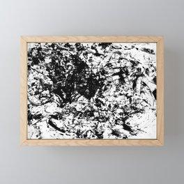 Crazy Bikers Framed Mini Art Print