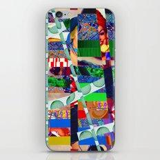 Chris (stripes 14) iPhone & iPod Skin