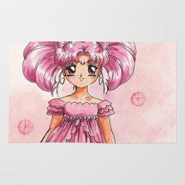 Little Princess Chibiusa Rug