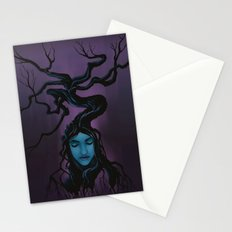 Tree of Mind  Stationery Cards