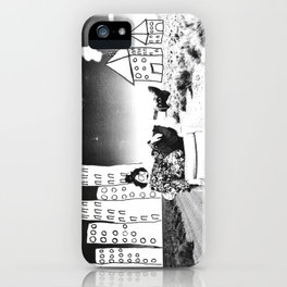 The Lingering Wreck of Someone's Ghost iPhone Case