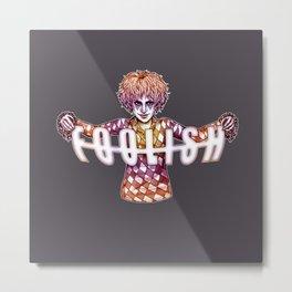 Jester Metal Print