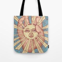 Dumb Sun Tote Bag